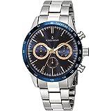 RADIANT Uhr New Empire Steel Blue Man RA411204