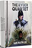 Book cover image for The Ryder Quartet E-reader Boxset: Volumes 1-4