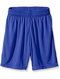 JAKO Palermo - Pantalones cortos de fútbol para niño, color azul (royal), talla 3