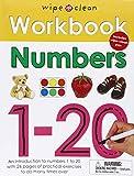 Wipe Clean Workbook Numbers 1-20 (Wipe Clean Learning Books)