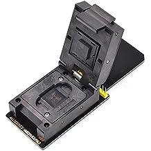 Allsocket IC presa per dati di recupero, EMMC169/153, EMCP162/186, EMCP221, EMCP529, EMCP100a SD interfaccia per recuperare i dati SMS/contatti/foto/musica/video da danni dispositivo Androidphone (SD Interface)