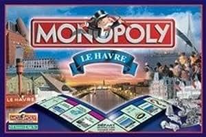 Winning Moves - Jeu de société - Monopoly Le Havre