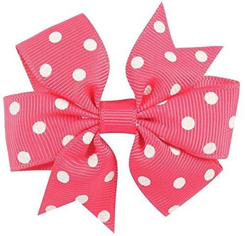 Ogquaton 5 STÜCKE Baby Mädchen Band Bowknot Haarnadel Stirnband Haarband Headwear Zubehör Premium - Baby Lily Kostüm