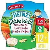 Heinz Tomate Et Mozzarella Pâtes Formes Plateau Repas 230G - Paquet de 6