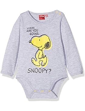 Snoopy Babies Body - grau