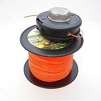 AUTOMATICO Testina filo testina di taglio Motorsense Decespugliatore + 100M maehfaden 3mm - Utensili elettrici da giardino - Confronta prezzi