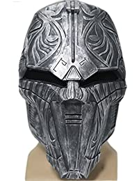 Film Masque Cosplay Halloween Carnaval Hommes Adultes Résine Casque Costume Prop