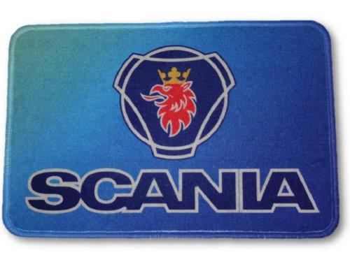 Preisvergleich Produktbild Fussmatte Scania blau