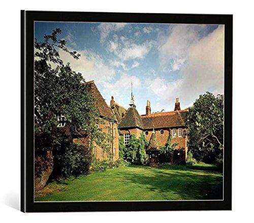 quadro-con-cornice-philip-webb-view-of-the-exterior-designed-for-william-morris-1834-96-1859-stampa-