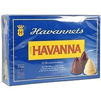 Havanna Havannets - Bombones cónicos rellenos de dulce de leche (surtido variado, 12 unidades