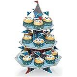 Kitchen Craft Miniamo Sir Bakealot 3-Tier Medieval Castle Cupcake Kit by Miniamo