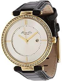 Kenneth Cole montre à quartz pour femme Kc2675classique avec lanière de cuir (Reconditionné Certifié)