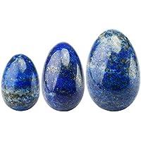Mookaitedecor Massagesteine für Damen, zur Stärkung der Muskeln des Pelvis, 3-teiliges Set mit Schnur Lapis Lazuli preisvergleich bei billige-tabletten.eu
