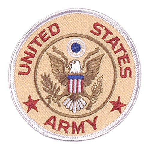 Uniformen & Effekten Confident U S Army Moral Badge Stoffabzeichen Ein Must Have