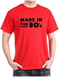 CafePress - Made In The 80'S - 100% Cotton T-Shirt