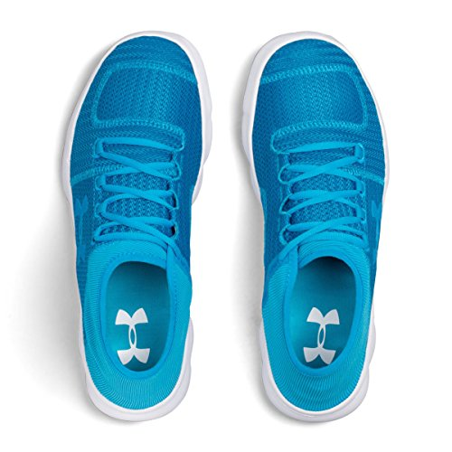Under Armour UA Recovery, Scarpe Sportive Indoor Uomo Blue Shift