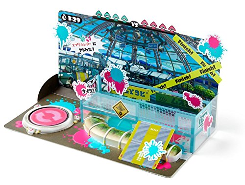 Preisvergleich Produktbild amiibo diorama kit Mozuku Farm (Splatoon series)(Reihe von Splatoon) Nintendo WiiU/ 3DS