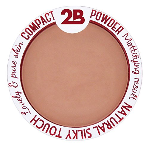 2B - Compact Powder Natural Silky Touch 01
