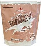 Peak - Delicious Muscle Building Whey Protein - 1000g Beutel Vanilla Milkshake