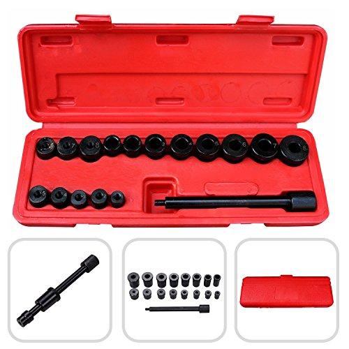 17-teiliges-Set-Kupplungs-Zentrierwerkzeug-Sotech-mit-Spannknopf