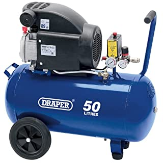 Draper DA50/207 50L 230V 2.0HP Air Compressor 230 V  50 L