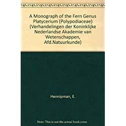 A Monograph of the Fern Genus Platycerium (Polypodiaceae)