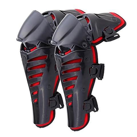 Ridgeyard Racing Motorcycle Motocross Knee Pads Protector Adult Body Guards Protection Shin Pads