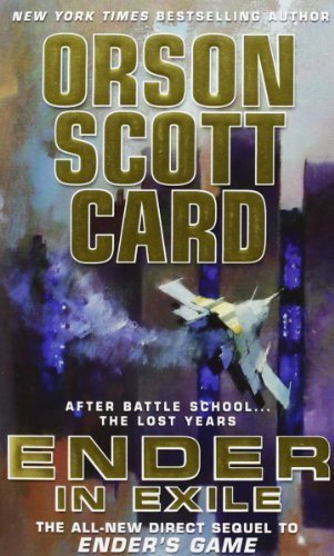 Ender in Exile by Orson Scott Card (Dec 29 2009)