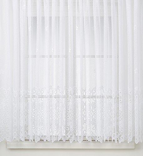 Anna Cortina Langstore Stoff Weiß 160x300