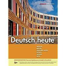 Deutsch heute, Enhanced (World Languages)