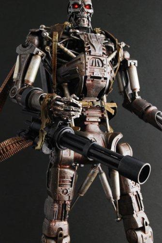 Movie Masterpiece Terminator 4 T-600 (1/6 scale figure) (japan import) 4