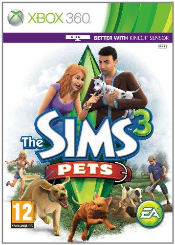The Sims 3 Pets (Xbox 360) (B0055MM7DQ)   Amazon price