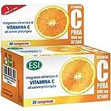 Esi Vitamina C Pura Retard 1000mg