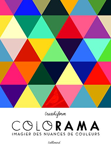 Colorama: Imagier des nuances de couleurs par Cruschiform