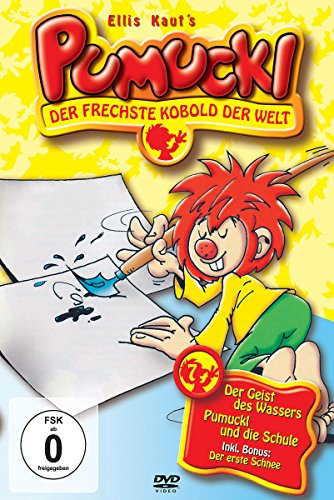Pumuckl DVD 07: Der Geist des Wassers / Pumuckl und die Schule