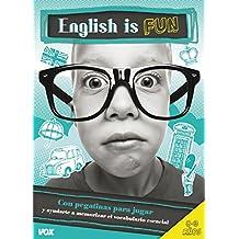 English Is Fun. 8-9 Años (Vox - Lengua Inglesa)