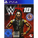 PS4: WWE 2K18 - Standard Edition