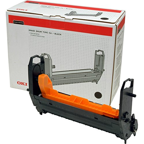 Preisvergleich Produktbild OKI Trommel für C5600/C5700 Drucker Kapazität 20,000 Seiten, schwarz