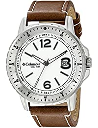Columbia Ca025-200 - Reloj de aventura, color marrón, talla M