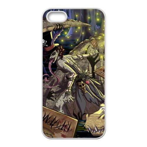 iPhone 5S Coque, Zombie Princess Series Apple iPhone 5s Housse etui coque case cover Coque en silicone skin Housse Coque Shell de protection pour iPhone 5 5S