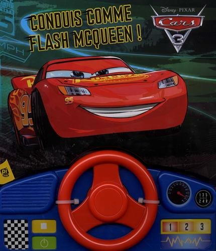 Conduis comme Flash McQueen ! : Cars 3