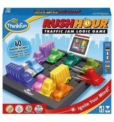 Think Fun-Rush Hour Geschicklichkeitsspiel (Ravensburger 76336)