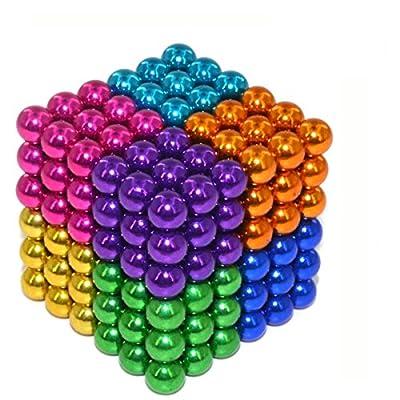 Science Education Aimants (Multicolore)