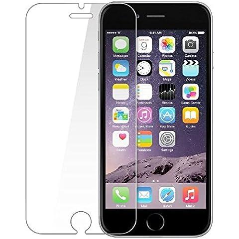 IDEAPRO 2 Pezzi In Una Scatola Per iPhone 6 Plus / 6s Plus temperato vetro schermo protettore Scratch Resistant 9H 0.26 mm rotondo superficie 5.5 inch durezza