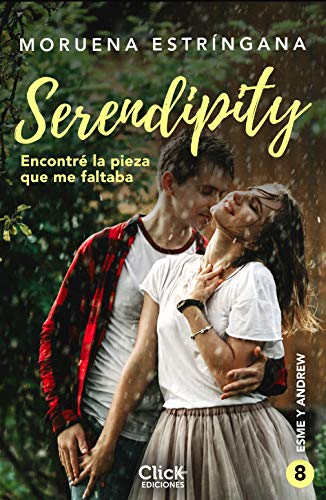 Encontré la pieza que me faltaba: Serie Serendipity 8 de [Estríngana, Moruena]