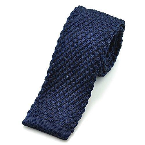 PenSee -  Cravatta  - Uomo Blu Blu navy
