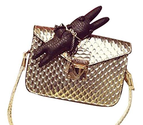 Fashion Bag,  Avorio 5# Oro (1#)