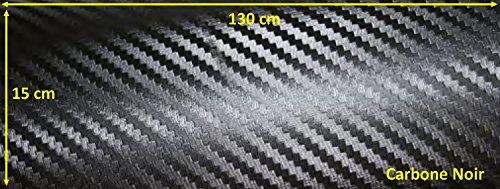 BANDEAU PARE SOLEIL CARBONE 130 cm