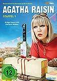 DVD Cover 'Agatha Raisin - Staffel 1 [3 DVDs]