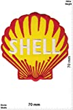 Parches - Shell - Musche - mussell - Deportes de Motor - Deportes - Deportes de Motor - Shell - Parche Termoadhesivos Bordado Apliques - Patch